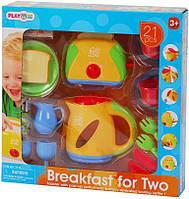Набор Завтрак для двоих 21 предмет PlayGo