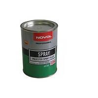 Шпатлёвка жидкая распыляемая Novol 0,8л