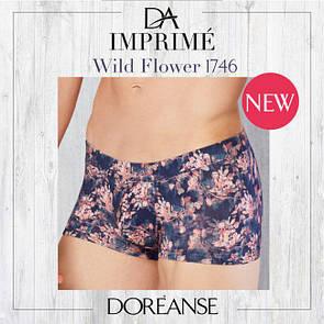 Трусы-хипсы мужские Doreanse Wild Flower 1746