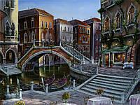 Картины по номерам 40 х 50 см. Утро в Венеции, фото 1