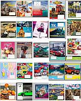 Тетрадь 48 листов YES клетка #, цветная обложка в ассортименте уп10