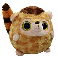 Мягкая игрушка Yoohoo Обезьяна Капуцин игрушечный шарик 12 см