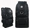 Рюкзак Lixing туристический черный С255