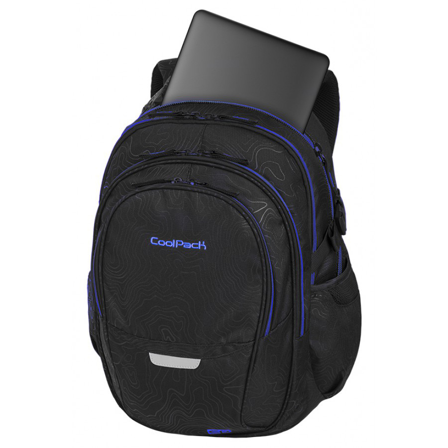 CoolPack Factor 29L TOPOGRAPHY BLUE
