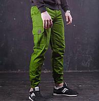 Чоловічі карго Штани от бренда ТУР Cargo Clasic колір хакі
