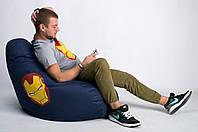 Кресло-мешок Iron Man