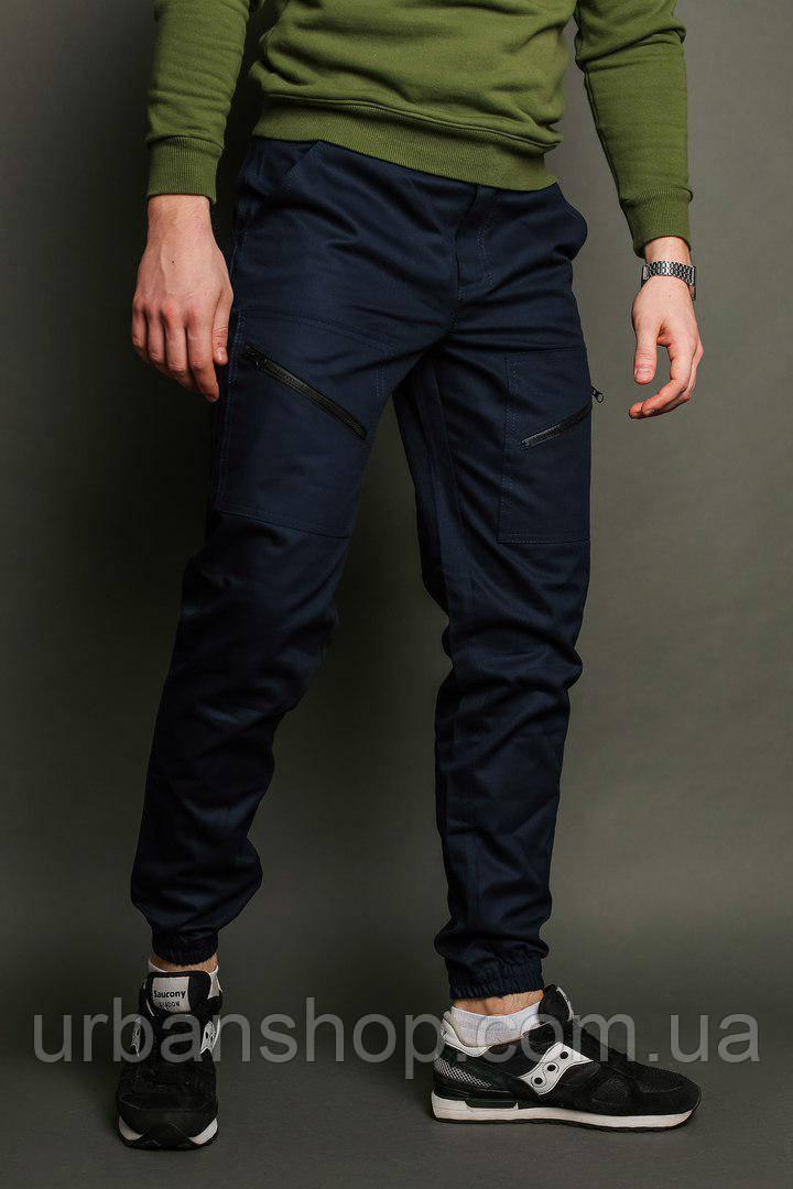 Мужские брюки карго ТУР  Apache цвет темно-синие