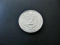 Монета 2 гривны 2018 г. Ярослав Мудрый / Мудрий , фото 1