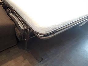 Раскладной угловой диван ARGO фабрики ALBERTA (Италия) в комнате студента 4