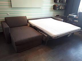 Раскладной угловой диван ARGO фабрики ALBERTA (Италия) в комнате студента 6