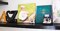 Печать фото на холсте с галерейной натяжкой на подрамник 35х85, фото 1