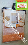 Силіконова шторка для ванної кімнати з 3D ефектом, розмір 180х180 див., кольорова, фото 8