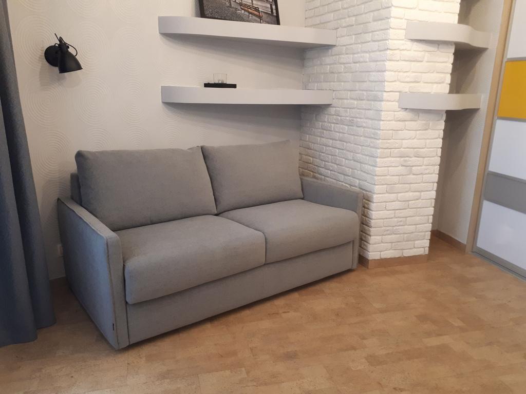 Итальянский раскладной диван FREEDOM с ортопедическим матрасом 160 см, фабрика Ditre Italia 1