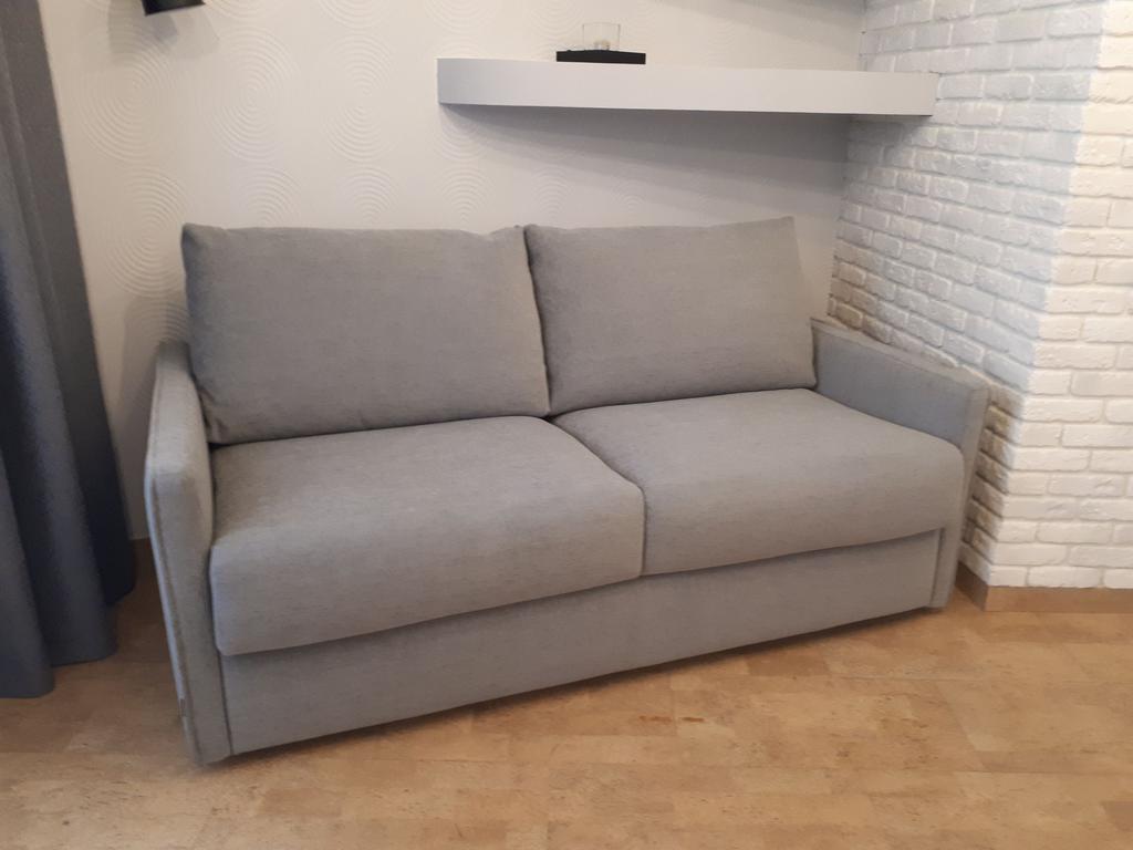 Итальянский раскладной диван FREEDOM с ортопедическим матрасом 160 см, фабрика Ditre Italia 2