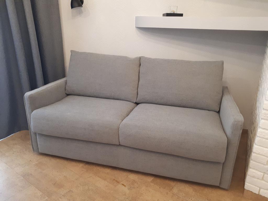 Итальянский раскладной диван FREEDOM с ортопедическим матрасом 160 см, фабрика Ditre Italia 3