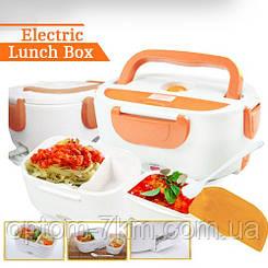 Контейнер для еды с подогревом Electric Lunch Box N