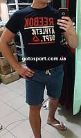 Мужская спортивная футболка Reebok Athletic, фото 1