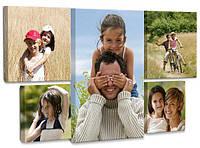 Печать фото на холсте с галерейной натяжкой на подрамник 50х90, фото 1