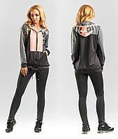 Спортивная куртка Pink графит