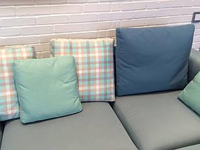 Модульный диван ASAMI IRON OUTDOOR на металлическом каркасе, фабрика COLICO (Италия) 7