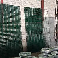 Секция 3D, ячейка 60х200, Ø 4 мм, 1,92х2,5, чёрный металл