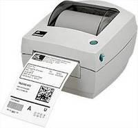 Принтер настольный печати этикеток и штрих-кодов Zebra gc 420 t, фото 1