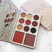 Палетка для макияжа KYLIE I Want It All :тени+румяна+хайлайтер (реплика).