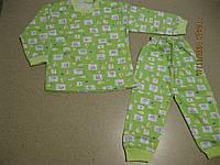 Пижама на байке для мальчиков 86