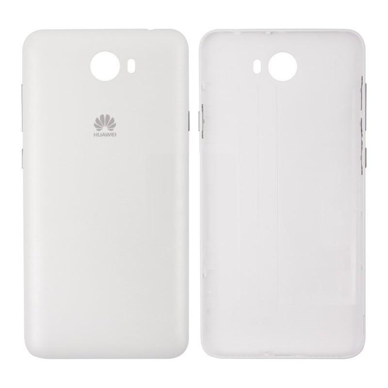 Задняя крышка корпуса Huawei Ascend Y5 II белая, Задня кришка корпусу Huawei Ascend Y5 II біла