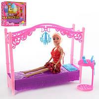 """Мебель для кукол """"Кровать"""""""