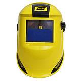 Маска сварщика WARRIOR Tech Yellow, фото 2