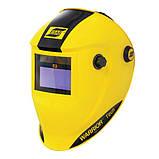 Маска сварщика WARRIOR Tech Yellow, фото 3