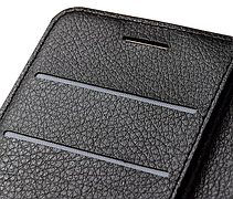Кожаный чехол-книжка для Sony xperia z3 compact d5803 m55w коричневый, фото 3