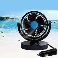 Автомобильный вентилятор Car Fan 2307, вентилятор для салона автомобиля, авто вентилятор