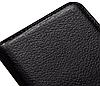Кожаный чехол книжка для Nokia Lumia 630 красный, фото 4
