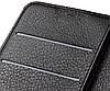 Кожаный чехол книжка для Nokia Lumia 630 красный, фото 5