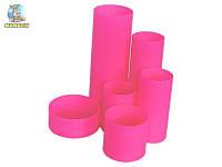 """Настольная подставка  """"Спектр"""", розовая"""