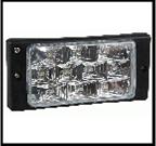 Фары доп.модель lada/2110-12/la 519 dlb-w/10 led