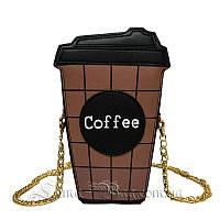 """Сумочка """"Coffee"""" (22x11x6 cm.)"""