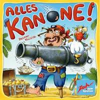 Настольная игра – Аллес Пираты (Alles Kanone)