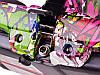 Гироскутер TaoTao NineBot Mini PRO (54V) - Music Edition Hip-Hop Violet (Хип-Хоп фиолетовый), фото 9