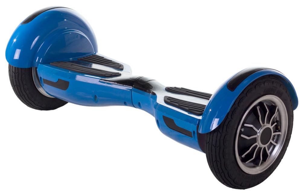 Гироборд Smart Balance U8 HoverBot 10 дюймов LED Blue-black (синий с черным)