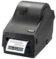 Настольный термопринтер этикеток и штрих-кодов Argox os 2130 d