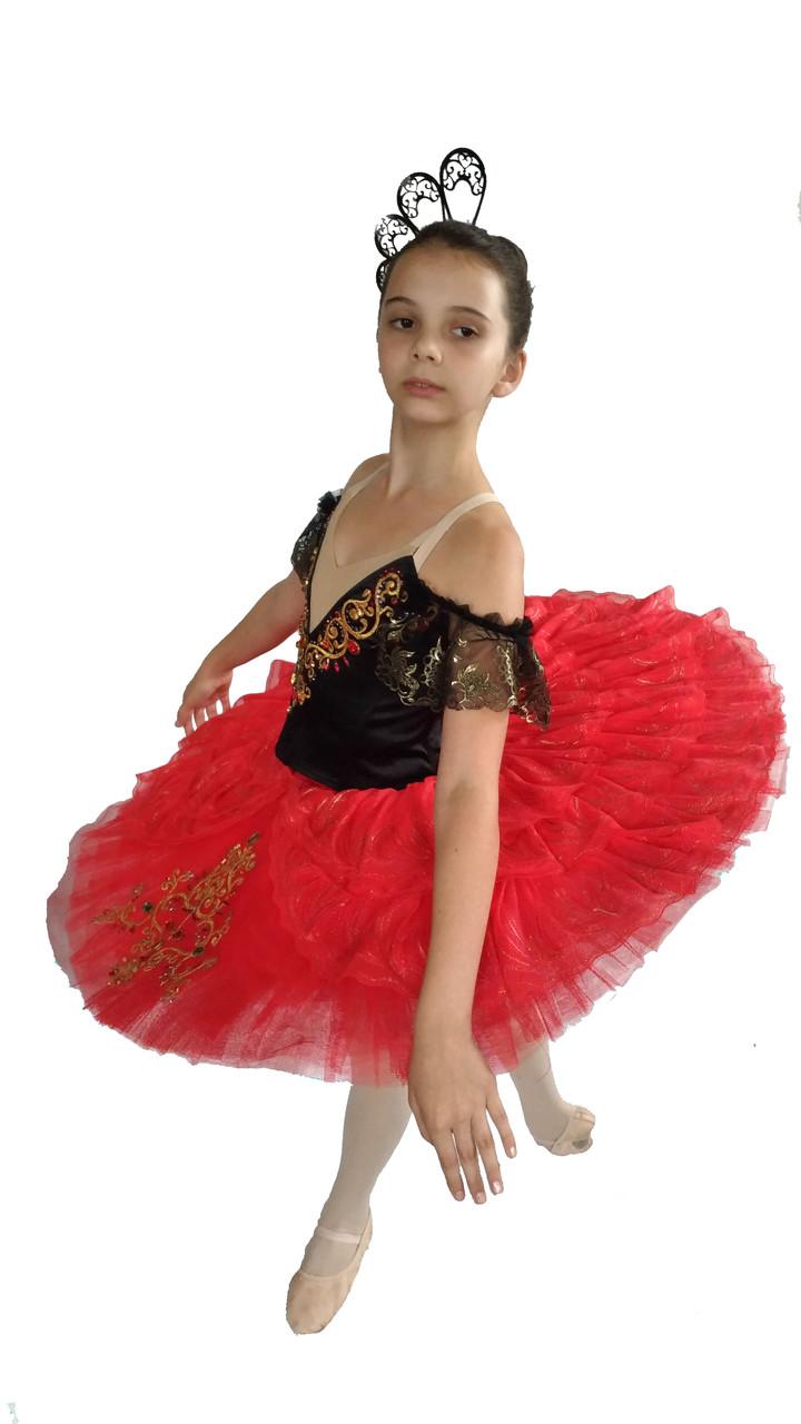 Костюм Китри для балета «Дон Кихот», гран па