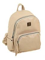 0b7567080cf1 Женский рюкзак ALEX RAI 2-05 1703-1 light-coffee дешево женские рюкзаки