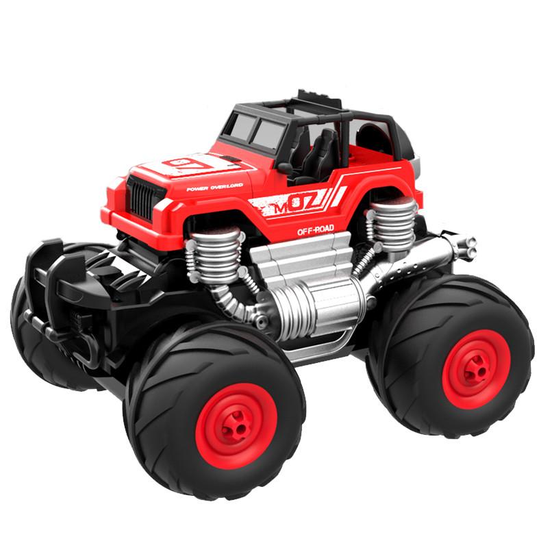 Радиоуправляемая игрушка SUNROZ Buggy Amphibious Джип на р/у 1:16, 4x4 Красный (SUN1040)