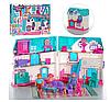 Детский игровой кукольный домик М 1205АВ