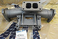 Патрубок-кронштейн ЯМЗ 238Ф-1008482 производства ЯМЗ, фото 1