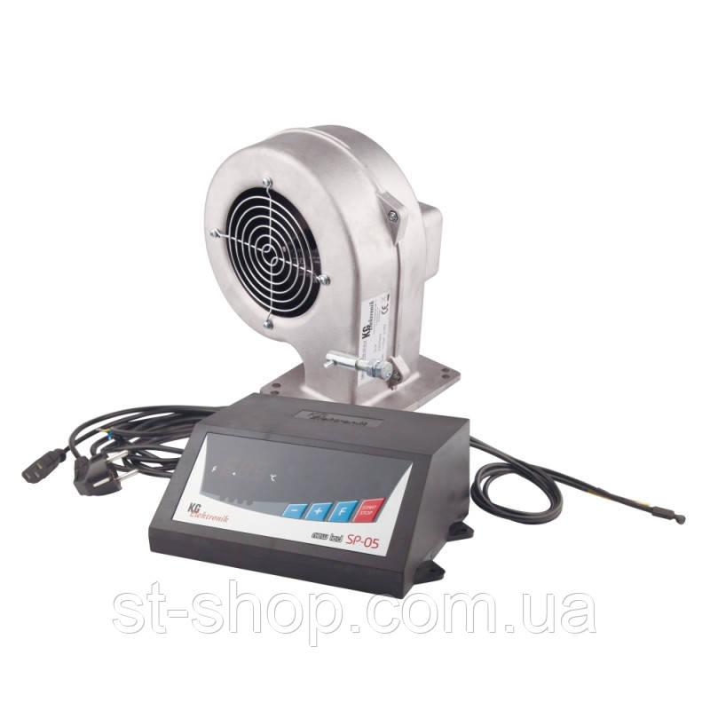 """Комплект автоматики котла KG Electronik (блок+вентилятор) """"KG"""" SP-05+DP-02"""