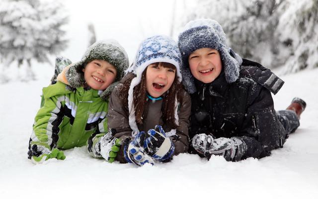 Как правильно одеть малыша зимой